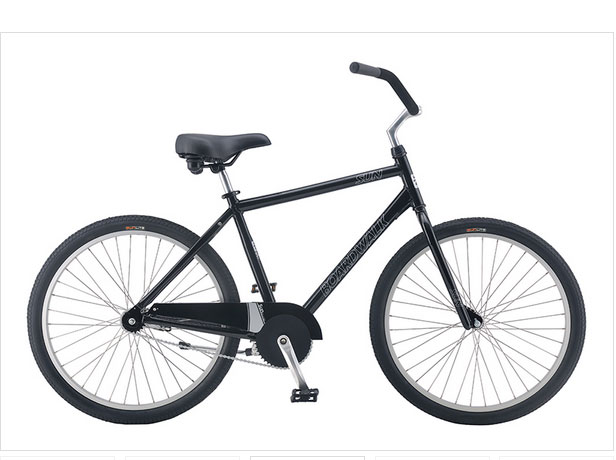 Men's-Tall Bike Rental