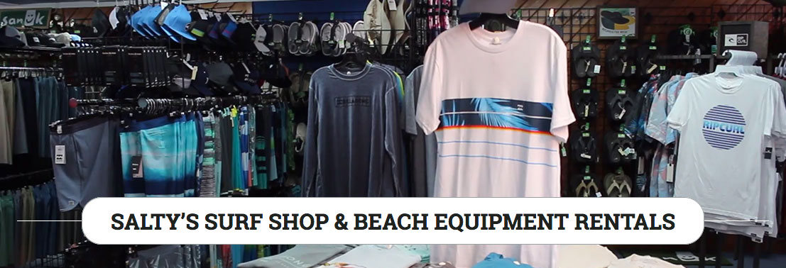 Saltys-Surf-Shop Ocean-Isle-Beach-NC