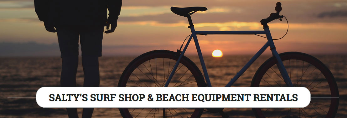 Saltys-Surf-Shop-Bicycle Rentals Ocean-Isle-Beach-NC